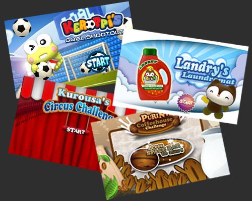 Hello Kitty Online Mini-Games