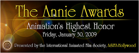 36th Annual Annie Awards