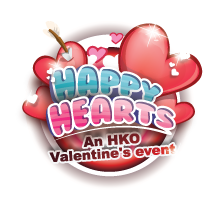 "Hello Kitty Online ""Happy Hearts"""